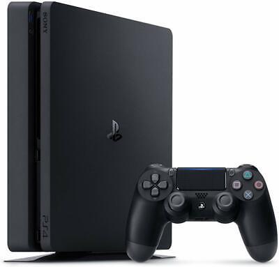 Sony PlayStation 4 Slim Core 1TB Game Console - Black CUH-2215