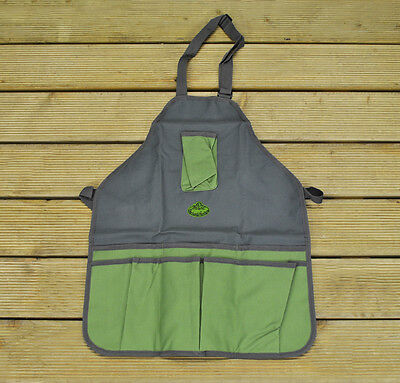 Gardening Apron And Tool Holder By Fallen Fruits