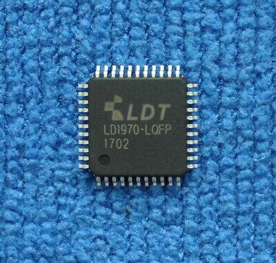 1pcs Ld1970-lqfp 16 Segment X 12 Grid Vfd Driver Qfp44