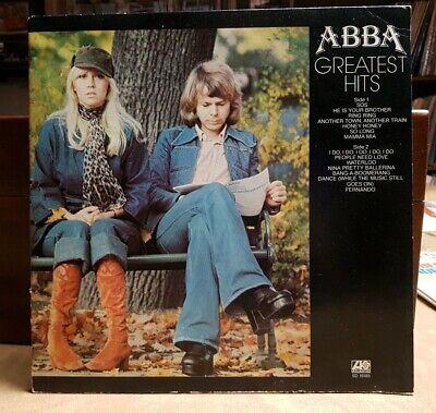 ABBA Greatest Hits 1976 LP SD 18189