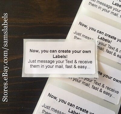 Custom Labels Personalized Stickers Shipping Address Tage 1.1 X 2.4