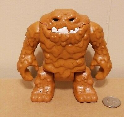 "Imaginext DC Super Friends CLAYFACE Batman 5"" Figure Fisher Price"