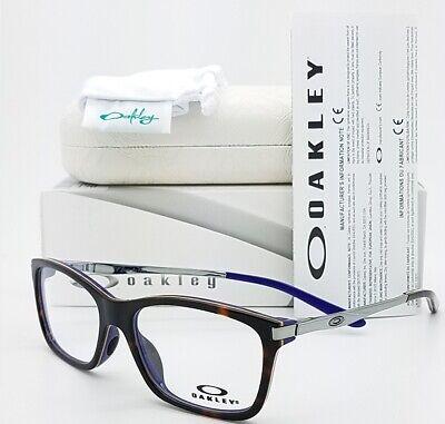 NEW Oakley Nine to Five RX Prescription Frame Tortoise OX1127-0652 GENUINE (Oakley Prescription Sunglasses For Women)