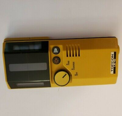 Topcon Lb-10 Laser Receiver Detector Only Works With Any Rotating Red Laser