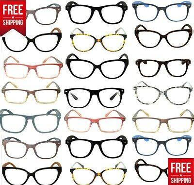 Bulk Lots 50 pcs Wholesales Readers Reading Glasses Men Women Designer (Bulk Reading Glasses Wholesale)