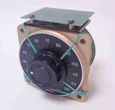 General Radio M10 Variac Variable Autotransformer Out 140v 10a 1.56 Kvamax 400hz