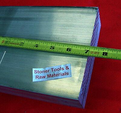 1-12 X 6 Aluminum 6061 Flat Bar 7 Long Solid T6511 Plate Mill Stock 1.50x6