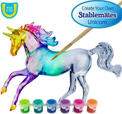 Breyer Stablemates 4220 Suncatcher Unicorn Craft Set