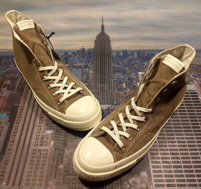 Converse Chuck Taylor All Star 70 Blank Canvas NY Heavy Waxed Size 11 156290c