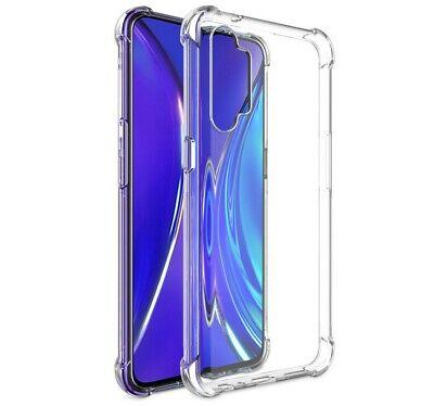 Cover Gel TPU Antiurto Trasparente per Realme X2