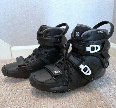 Powerslide HC EVO Pro Inline Skate Boots Mens Size 9US/43EU