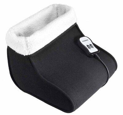 Fußwärmer mit Massage-Funktion Melissa 16770038 Fußsack Wärmeschuh Heizschuh