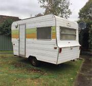 Retro/Vintage Caravan Mansfield Mansfield Area Preview