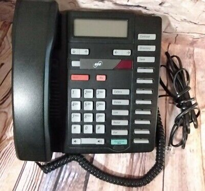 Meridian Nortel 2 Line Business Office Phone With Box 9312cw