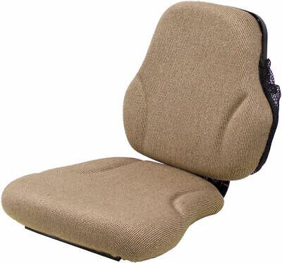 John Deere Instructional/Buddy seat fits 7020-9000T Series Tractors ()