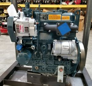 Kubota diesel engine ebay new kubota 235hp 3000rpm 3 cylinder d1005 diesel engine d1005 ef03 fandeluxe Image collections