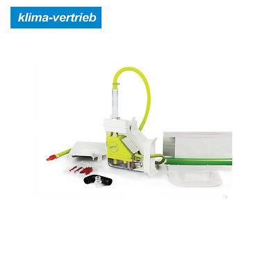 ASPEN Mini Lime Silent + Kondensatpumpe mit Kabelkanal Klimagerät Klimaanlage