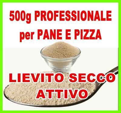 Lievito Secco di Birra Istantaneo per Pane Pizza Professionale 500gr no Caputo