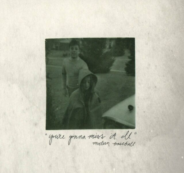 YOU'RE GONNA MISS IT ALL by Modern Baseball  [DIGIPAK] NEW CD