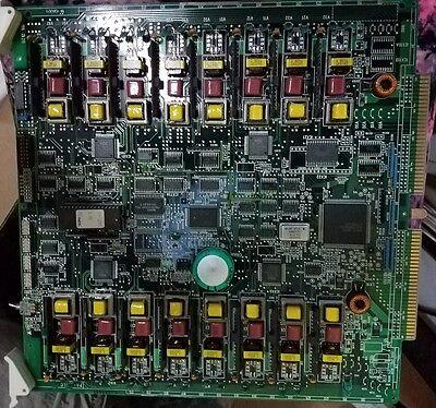 Nec Neax 2400 Pa-16elcj Sp3295 Digital Station Card