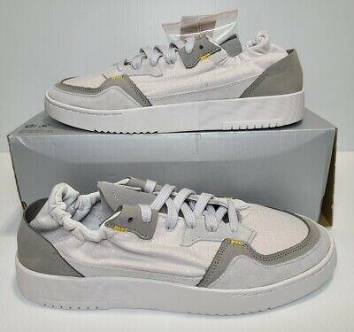Adidas x Bed J.W. Ford Supercourt Sneakers Men's Size 8.5 Dash Grey (FV2534)