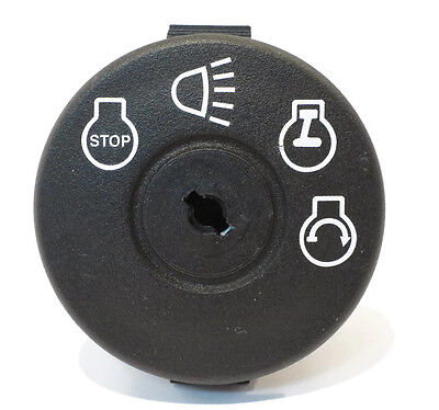 Ignition Key Switch For Ayp Sears Craftsman Roper 175566
