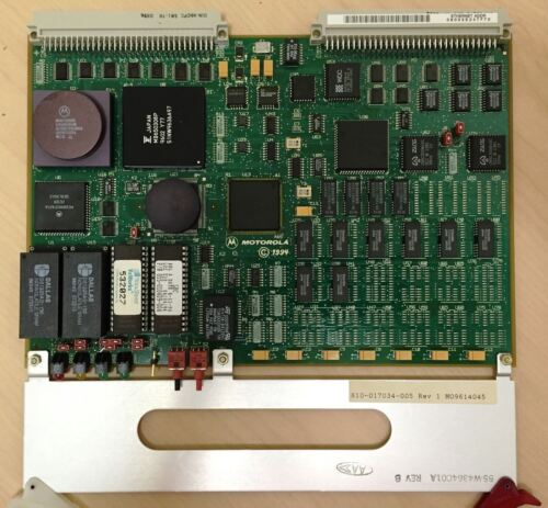 810-017034-005 Lam Research Envision Cpu Vme Processor 68030
