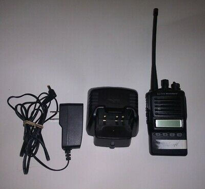 Vertex Standard Vx-354-ag7b-5 Portable 2-way Radio W Li-ion Battery Charger