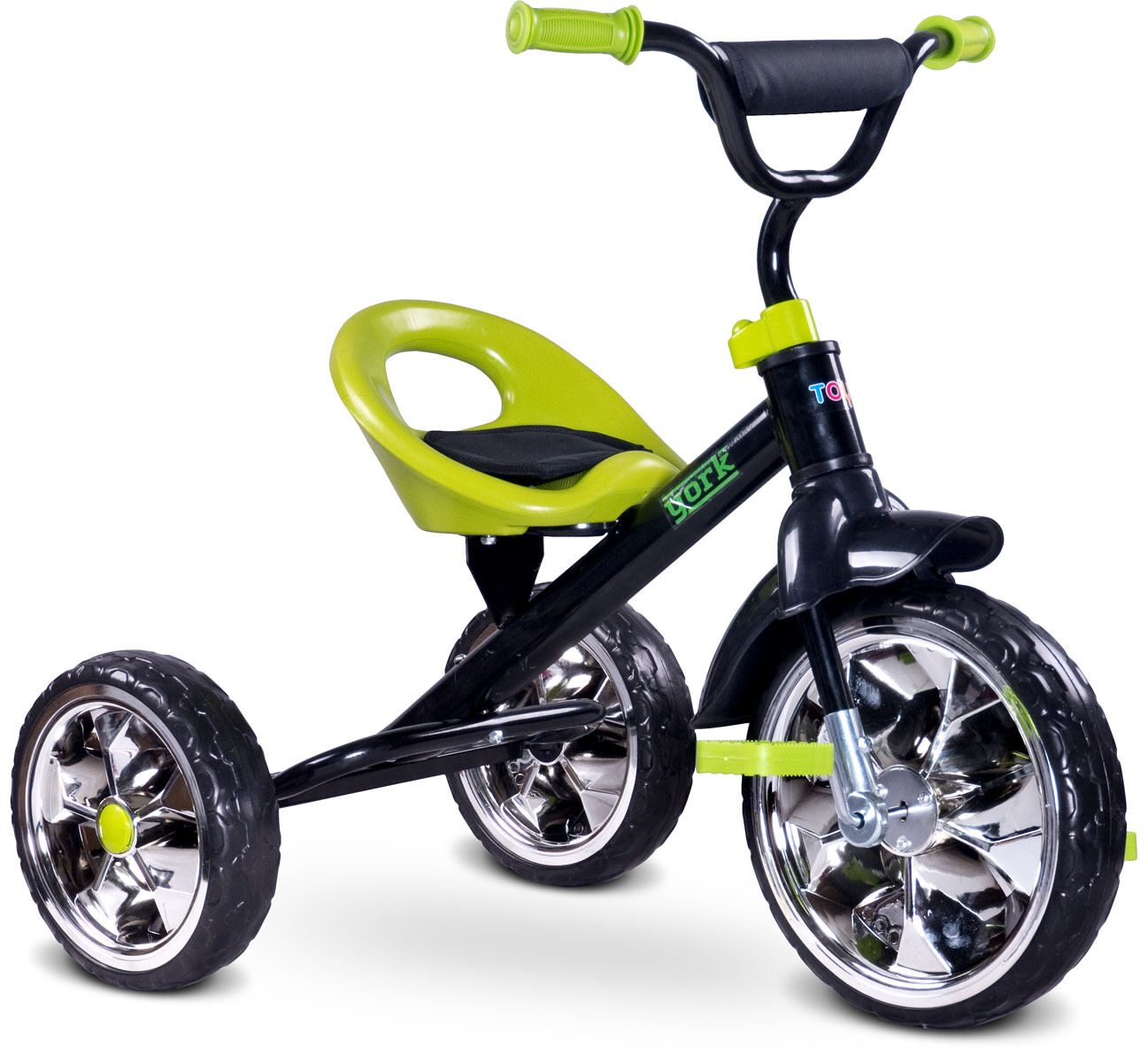 YORK Kinder Dreirad Kleinkinder Fahrrad Baby Rad Kinderdreirad Kinderrad TOYZ