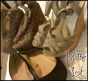 Ladies Shoes $8 The Lot Gosnells Gosnells Area Preview