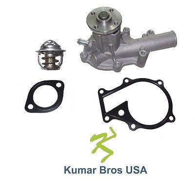 New Kubota B3200 B3300 B3350 B7510 7610 B7800 Water Pump With Thermostat