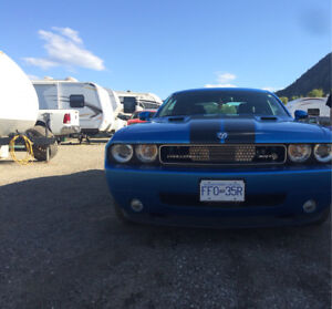 Challenger hellcat clone low mileage