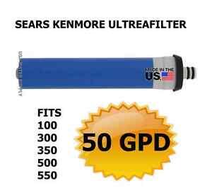 SEARS Kenmore UltraFilter Reverse Osmosis RO Membrane