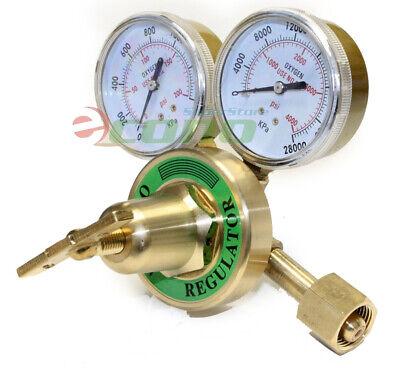 Victor Style Oxygen Regulator Ul List Pressure Gauges
