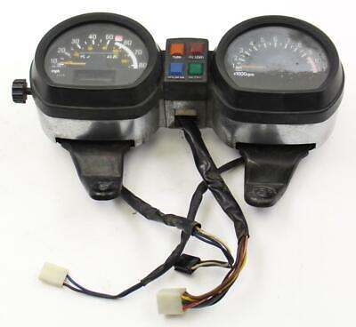 1981 Yamaha Xj650 Maxim Gauges Meter Speedo Tach Display 4h7-83559-a0-00