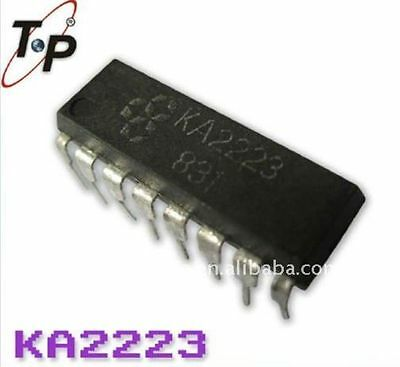 Samsung Ka2223 Dip-16 5-band Graphic Equalizer Amplifier Usa Ship