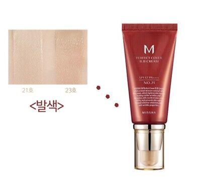[Missha]M Perfect Cover Blemish Balm BB Cream #21 / 50ml