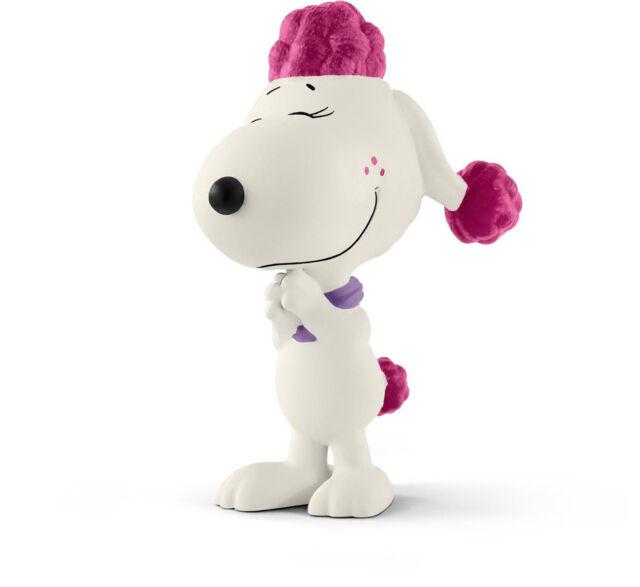 Snoopy y de la Peanuts figura Fifi 5 cm Schleich 220539