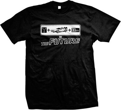 SALE Back To The Future Equation T-shirt - Sale Back