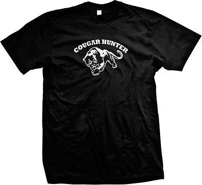SALE COUGAR HUNTER T-shirt - Cougar Hunter Shirt