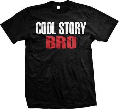 Cool Story Bro Funny Novelty Trendy Mens T-shirt