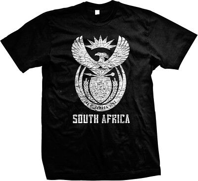 South African Coat Of Arms (South Africa African Coat Of Arms World Cup Mens)