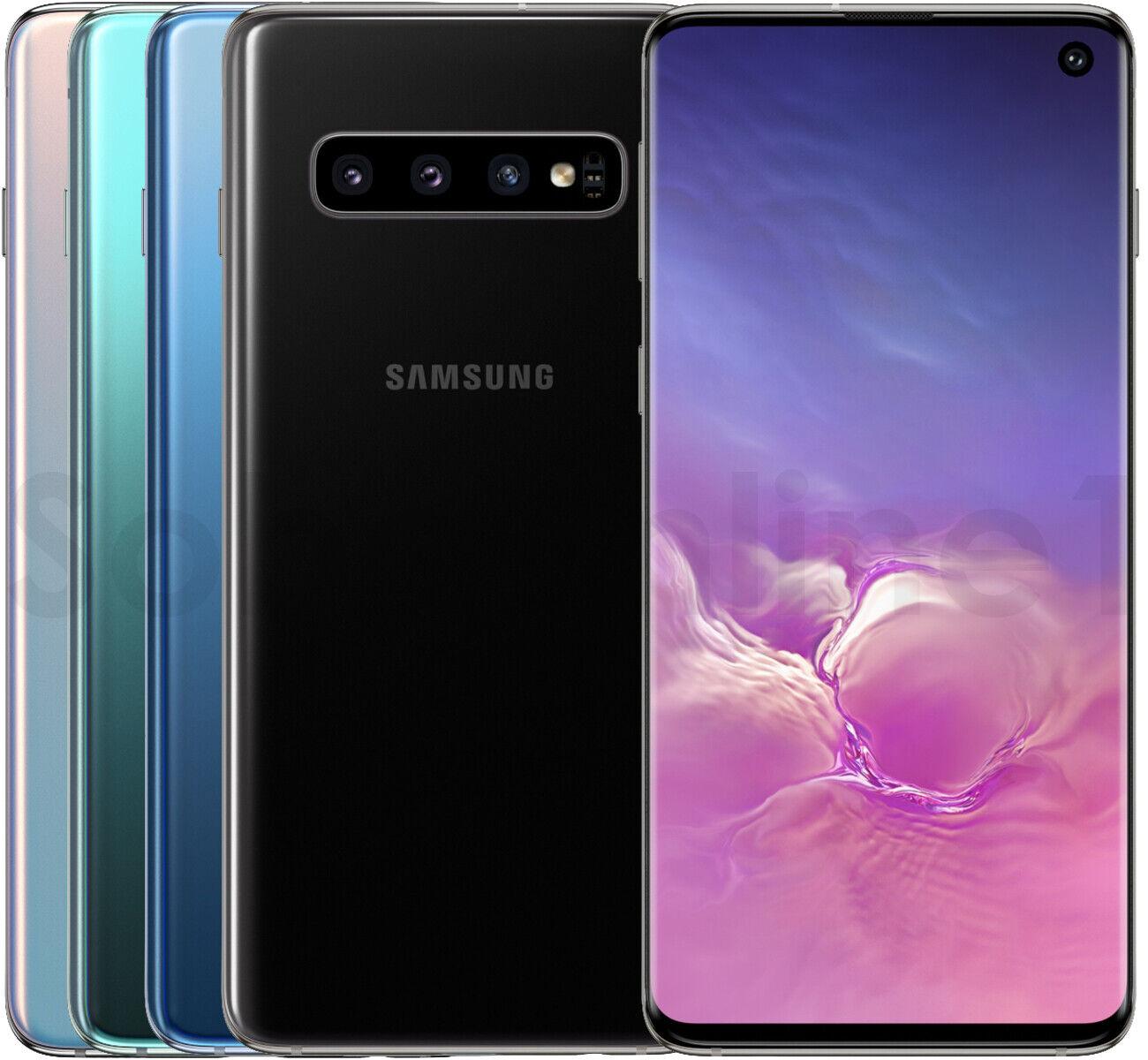 "Android Phone - Samsung Galaxy S10 SM-G973F/DS 128GB Dual Sim (FACTORY UNLOCKED) 6.1"" 8GB RAM"
