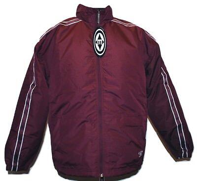 (Easton Elite Maroon Hockey Skate Jacket in size Large )