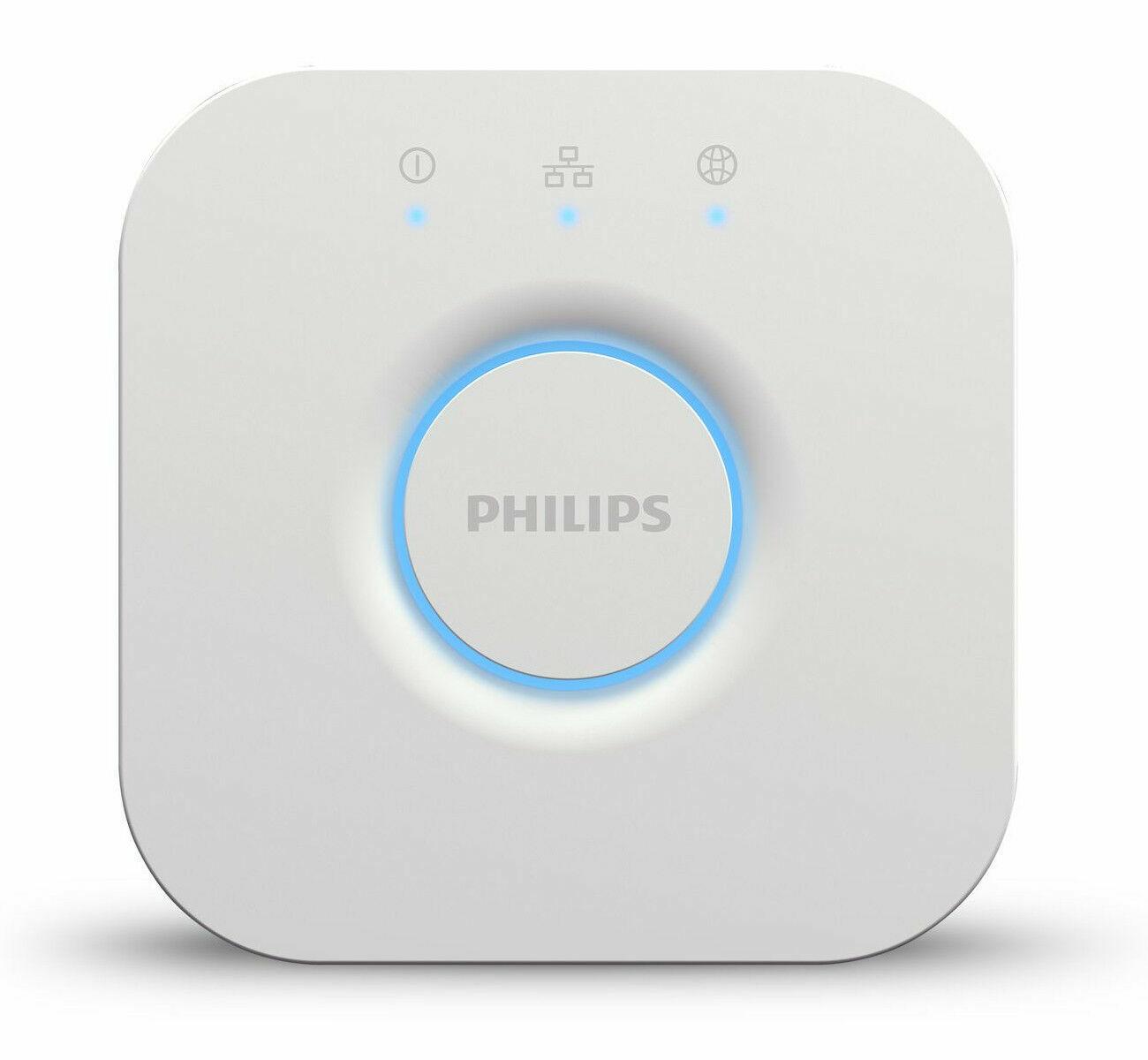 458471 Philips Hue Bridge 2nd Generation Home Automation Kit