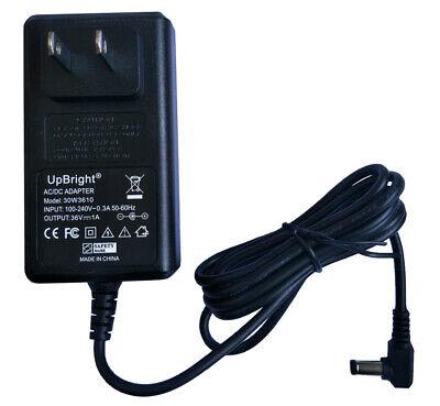 AC Adapter Replacement >> CND LED Light 36V 1A Lamp Dryer 100-240V YS35-3601000U