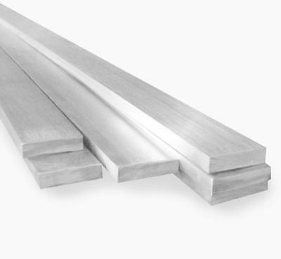 Us Stock 6mm X 20mm X 330mm13 Inch 304 Stainless Steel Flat Bar Sheet