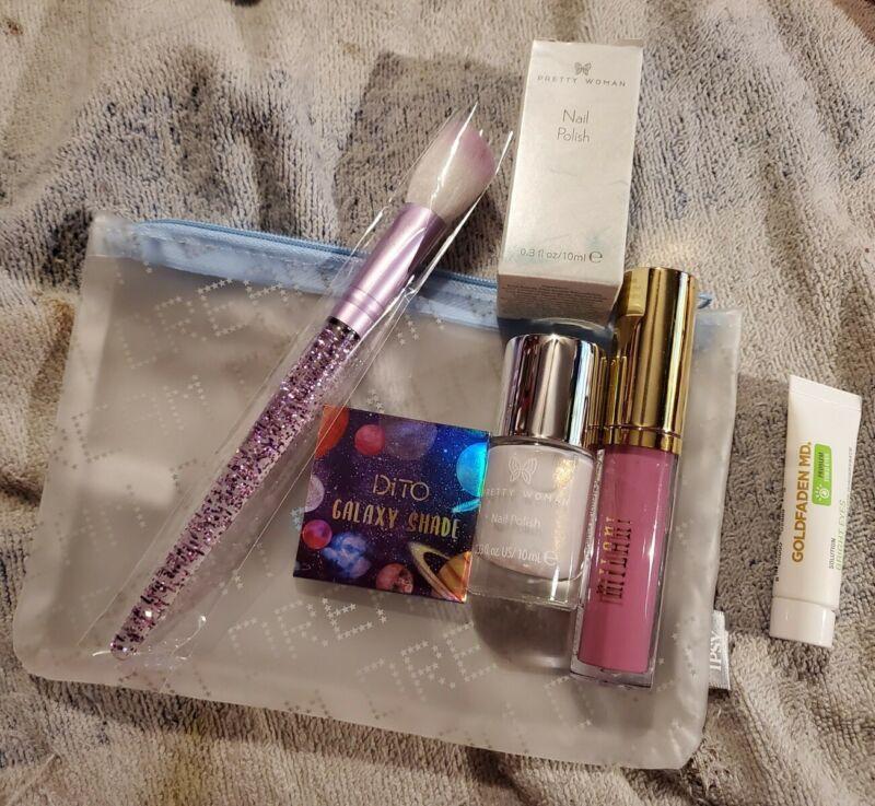 Ipsy January 2021 Glam Bag (5 items+bag)