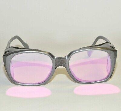 Diomed Silver Frame Laser Safety Glasses Eye Protection 750-840 Nm Od 7 Filter