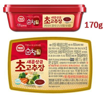 Soonchanggung Taeyangcho Gochujang Soypaste fermented with red peppers 170g